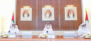Mohammed bin Rashid chairs first UAE Cabinet meeting in 2021