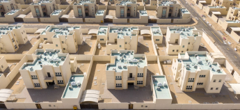 Infrastructure works on AED400 million housing project for Emiratis completed in Sharjah